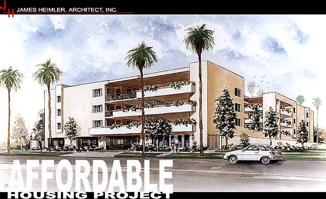 Century Freeway Affordable Housing Apartments